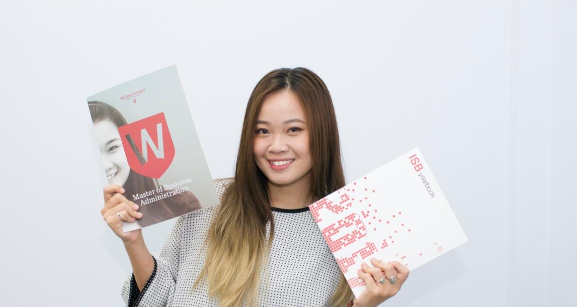 Thạc sĩ Kinh doanh Western Sydney MBA