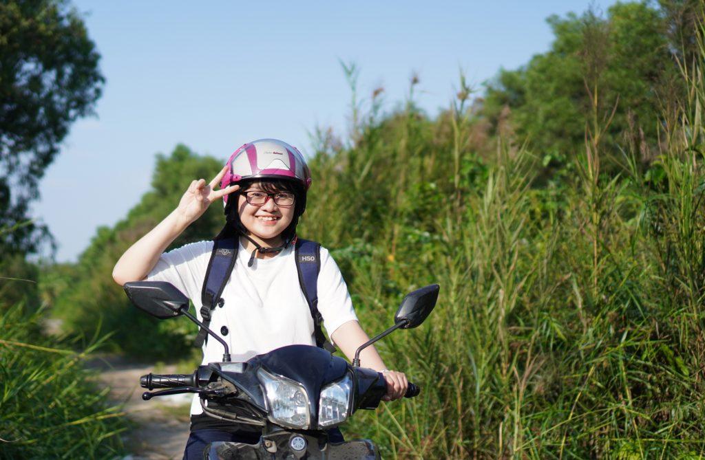 SV Lê Đình Mai Vy đã chọn phương thức Trả góp EduFin để theo học chương trình Đại học quốc tế.